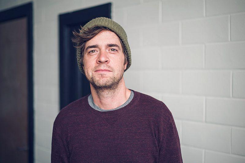 Scott Thiessen portrait