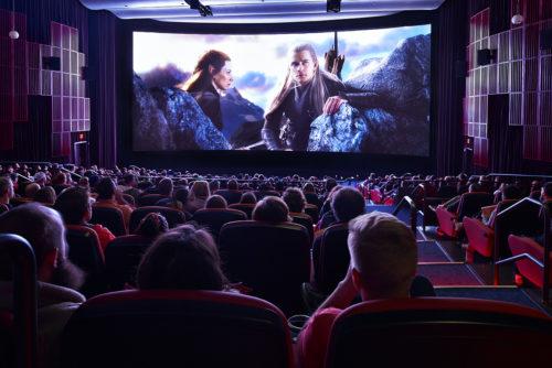Cinerama project image
